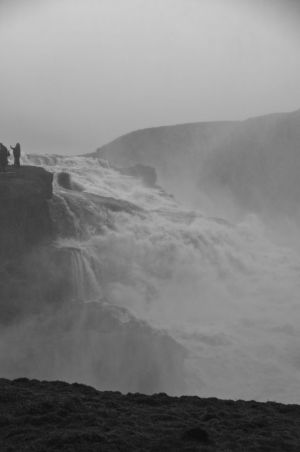 Golden Circle, Gullfoss Falls