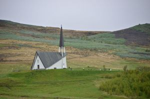Church in Eastern Iceland