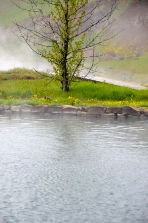 Hot Springs, Eastern Iceland