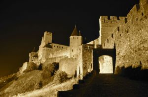 Carcassonne 6, Southern France