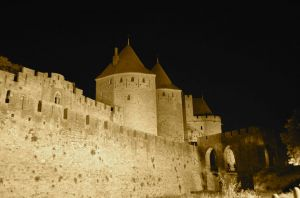 Carcassonne 8, Southern France